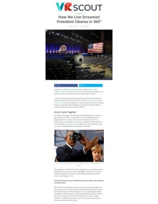 VR-Scout-How-We-Live-Streamed-President-Obama